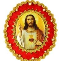 Herz Jesu, Handarbeit