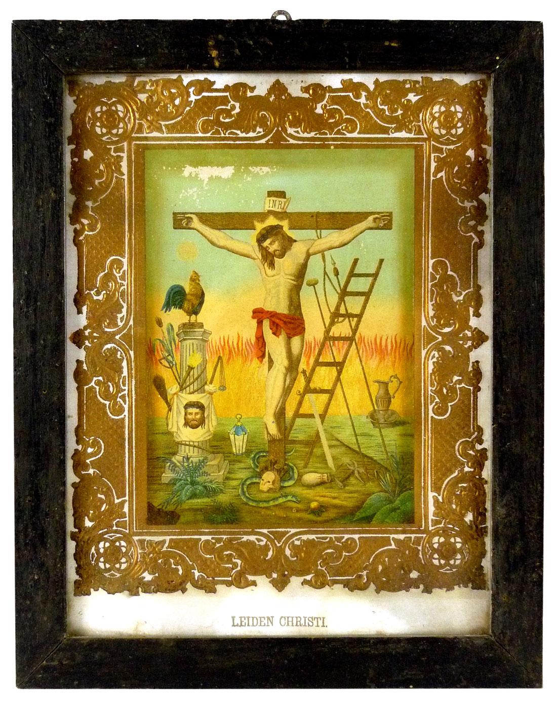 Bild, Leiden Christi, Jesus am Kreuz