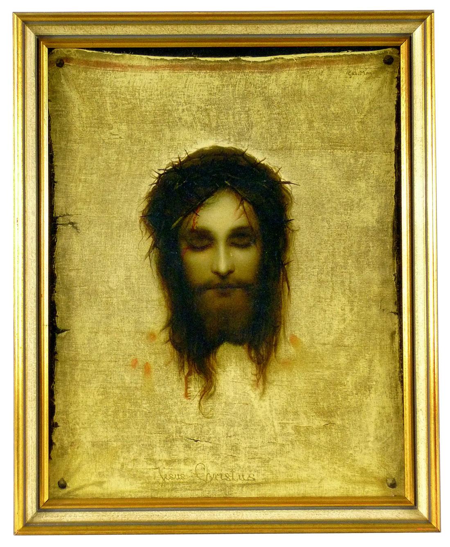 Jesus Christus von Gabriel Max
